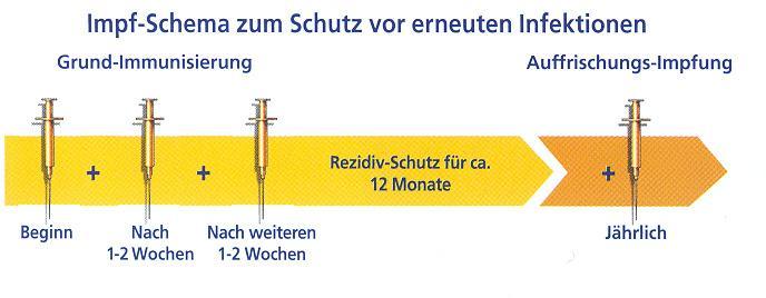 strovac impfung wirksamkeit